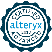 Alteryx Certified Advanced User